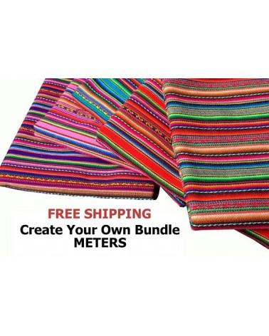 14 Colorful Peruvian Blanket